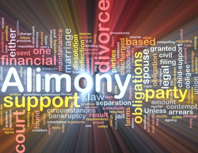 how to get alimony in ny